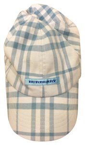 Blue Burberry Hats - Up to 70% off at Tradesy 69bdb4aac228