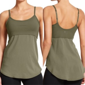 Under Armour Top Olive green