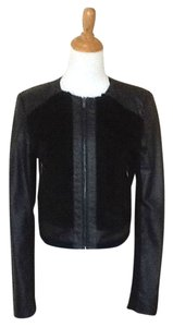 BCBG Max Azria Leather Jacket