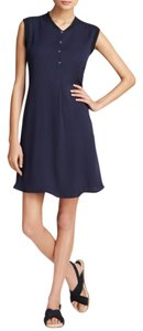 Theory short dress Navy on Tradesy