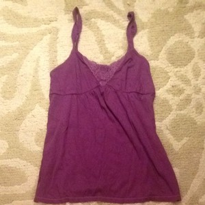 American Eagle Outfitters Top Fuschia