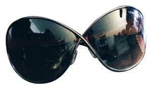 Tom Ford Tom Ford Lilliana TF131 48F chocolate brown sunglasses