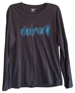 Gap T Shirt Gray and Blue