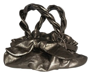 Furla Bow Knot Italian Shoulder Bag