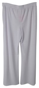 Cousin Earl Ivy Jane New Elastic Relaxed Pants White