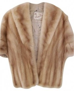 Other Distinctive Upscale Look That Never Goes Out Of Style. Fur Coat
