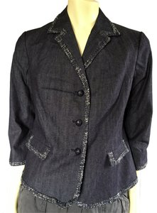 Talbots Womens Jean Jacket
