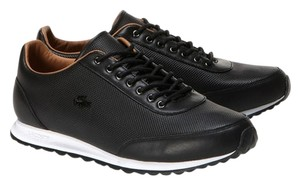 Lacoste Sneakers Black Platforms