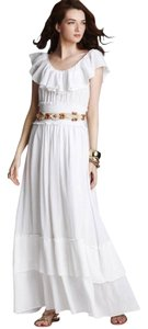 White Maxi Dress by Vivienne Tam