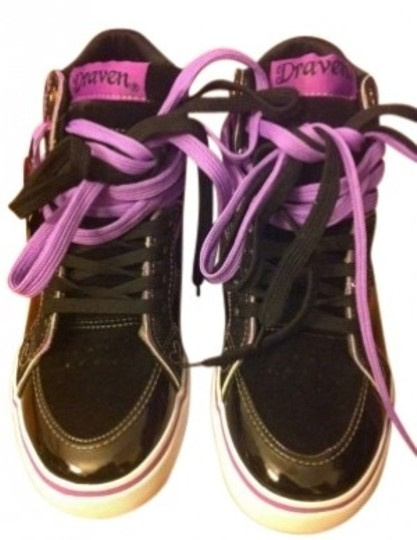 Preload https://item1.tradesy.com/images/black-and-purple-sneakers-size-us-10-129315-0-0.jpg?width=440&height=440