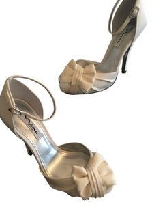 Nina Shoes Bride Wedding Bridal Ivory Formal