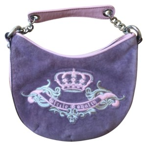Juicy Couture Violet Hobo Bag