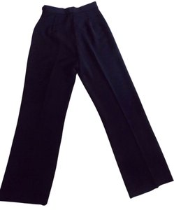 Willi Smith Wide Leg Pants Black