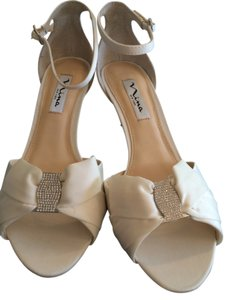 Nina Shoes Bride Bridesmaid Ivory Formal