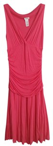 Rubber Ducky Productions, Inc. short dress coral salmon on Tradesy