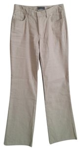 Banana Republic Linen Trouser Pants khaki