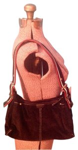 Relic New With Tags Corduroy Striped Strap Adjustable Strap Matching Wallet Shoulder Bag