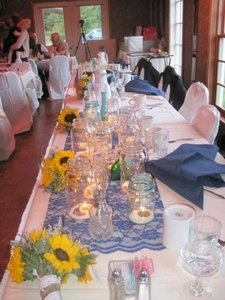 Off White Banquet Chair Covers Other