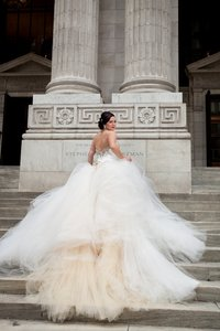 Victor Harper Couture Vhc207 Wedding Dress