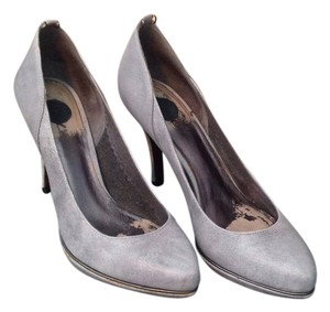Diesel Grey Pumps