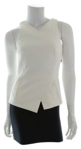 Tibi New With Tags Top Ivory