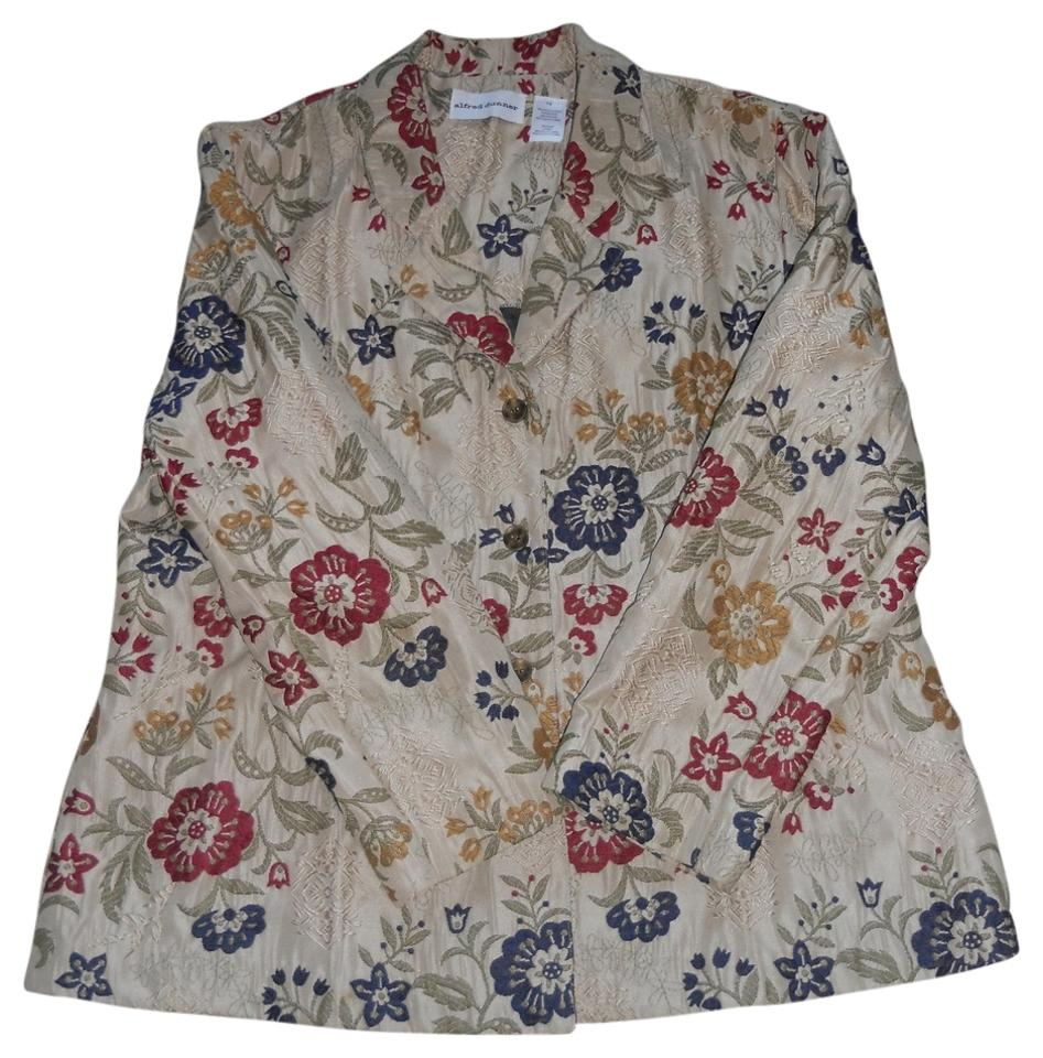 Image is loading Multiples-Gorgeous-Embroidered-Jacket -High-quality-Pristine-Cond-