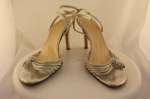 Kate Spade Womens Silver Pumps