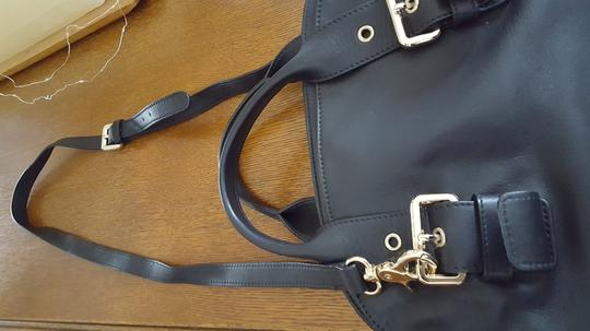 Coccinelle Tote in Black Image 1