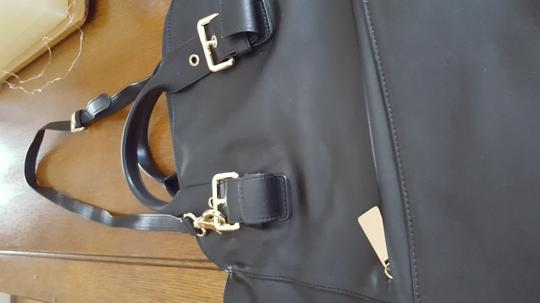 Coccinelle Tote in Black Image 3
