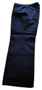 Ellen Tracy Boot Cut Pants Navy