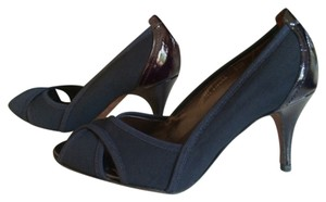 Donald J. Pliner Navy, deep purple Pumps