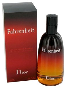 Dior FAHRENHEIT by CHRISTIAN DIOR ~ Men's After Shave 3.3 oz