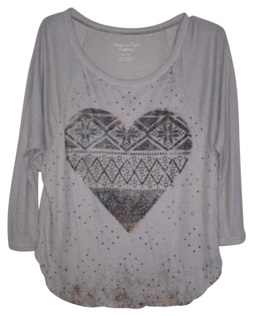 Preload https://img-static.tradesy.com/item/12937687/american-eagle-outfitters-gray-blouse-size-6-s-0-1-650-650.jpg