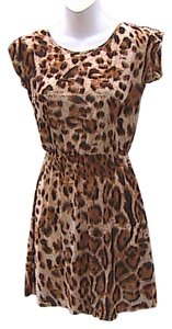 Other short dress Leopard Summer on Tradesy