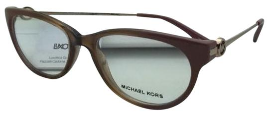 Preload https://img-static.tradesy.com/item/12940279/michael-kors-courmayeur-mk-8003-3008-brown-and-rio-coral-ombre-frame-new-eyeglasses-0-1-540-540.jpg
