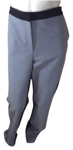 Prabal Gurung Trouser Pants Gray/Black