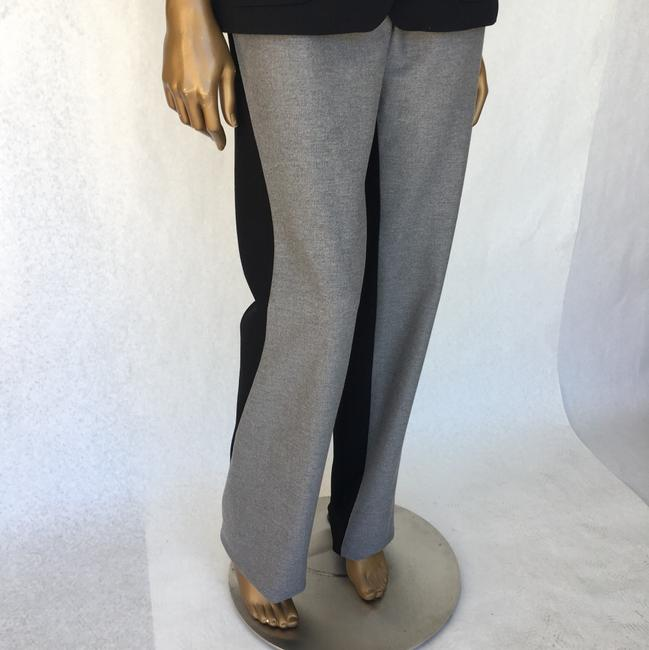 Prabal Gurung Trouser Pants Gray/Black Image 4