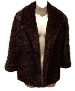 Daytons Ranch Mink Sable Female Fur Coat