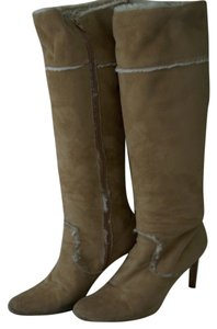 Anne Klein Perfect Fall/winter Camel Boots