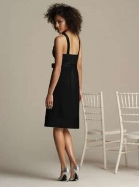 After Six Cocktail Length Halter Dress