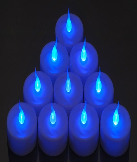 Preload https://img-static.tradesy.com/item/12943192/blue-new-lot-96-tea-led-candle-flicker-lights-flameless-party-home-table-decorate-decoration-tealigh-0-0-540-540.jpg