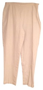 Lands' End Khaki/Chino Pants Tan