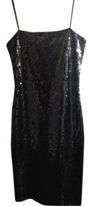 Laundry by Shelli Segal Sequin Strapless Dress
