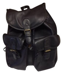 CLAVA AMERICA Genuine Leather Backpack Backpack
