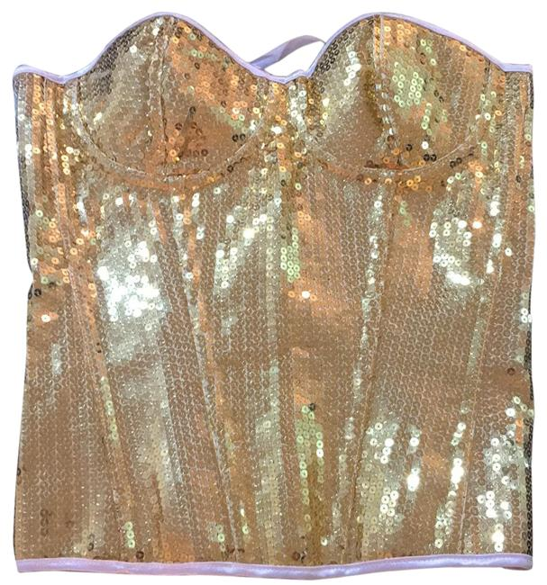 Preload https://img-static.tradesy.com/item/12947857/gold-corset-sequin-set-top-0-1-650-650.jpg