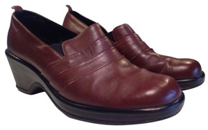Dansko Brown Wedges