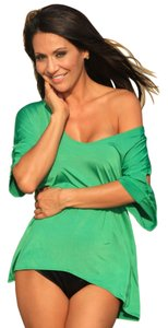 UjENA UjENA Beach House Green Cover Up Size S