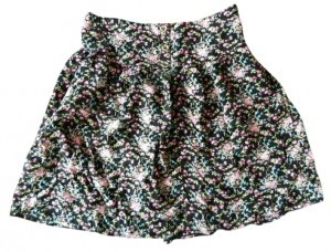 Other Mini Skirt Floral multi