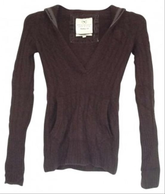Preload https://img-static.tradesy.com/item/129493/abercrombie-and-fitch-cable-cashmere-chocolate-brown-sweater-0-0-650-650.jpg