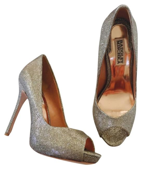 Item - Box Peep Toe Pumps New Without Boots/Booties Size US 6 Regular (M, B)